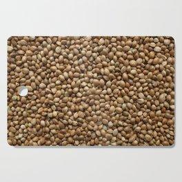 Hemp seeds Cutting Board