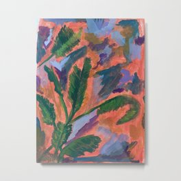 color explotion Metal Print