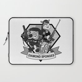 Diamond Sponges Laptop Sleeve