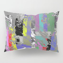 Textured Exclusion I Pillow Sham
