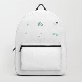 Wifi Network Backpack