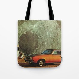 Just another day on earth Tote Bag