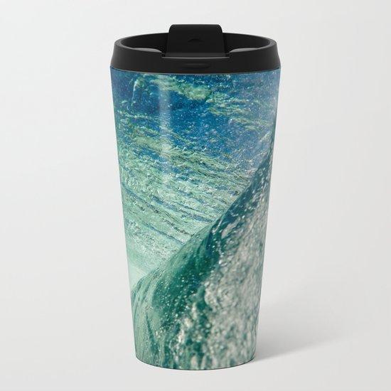 Inner Wave Break Metal Travel Mug