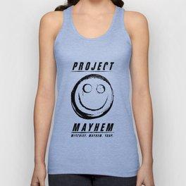 Project Mayhem Unisex Tank Top