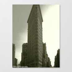 Fuller-Flatiron Building, NY Canvas Print