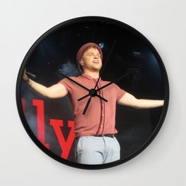 Olly Murs Wall Clock