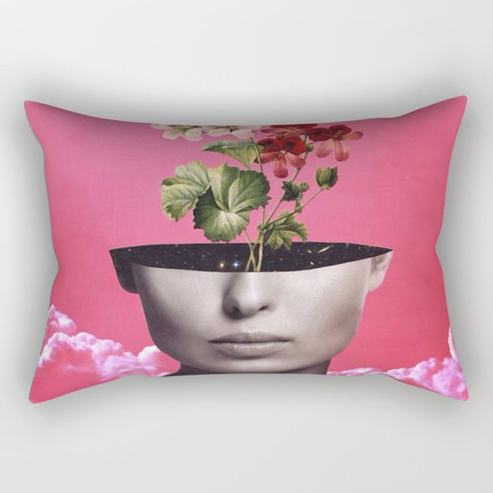 'Imagine That' Rectangular Pillow