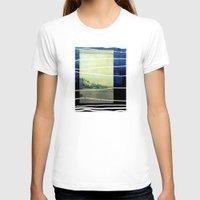 bridge T-shirts featuring Bridge by Neelie