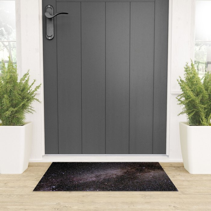 The Milky Way Welcome Mat