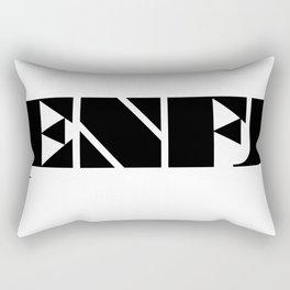 Type Type for ENFJ Rectangular Pillow