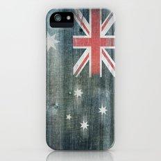 Australia iPhone (5, 5s) Slim Case