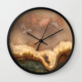 Idaho Gem Stone 38 Wall Clock