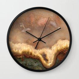 Idaho Gem Stone 38 Wall Clock