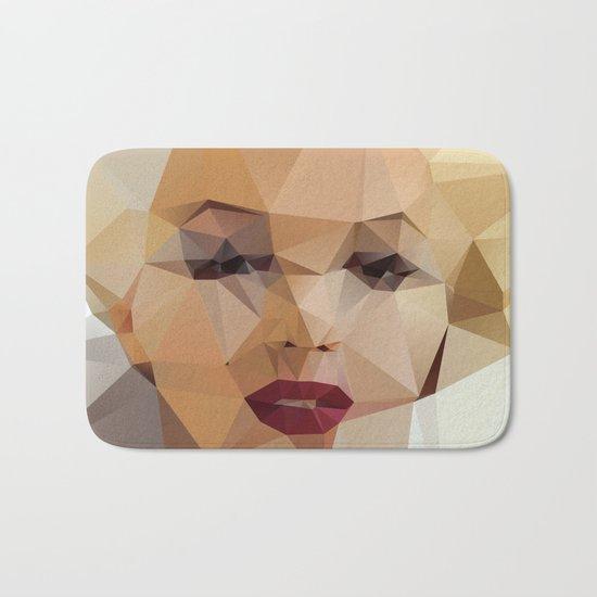 Monroe. Bath Mat