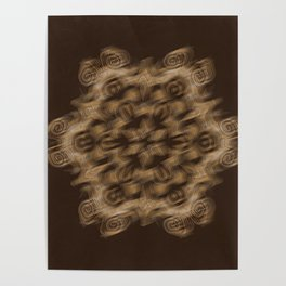 Sequential Baseline Mandala 12b Poster