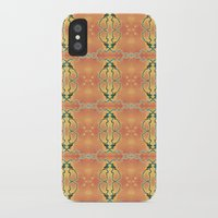 ashton irwin iPhone & iPod Cases featuring Syphilis Tapestry by Alhan Irwin by Microbioart