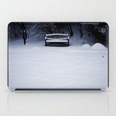 Snowy Solitude iPad Case