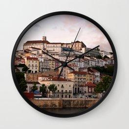 Coimbra University Wall Clock