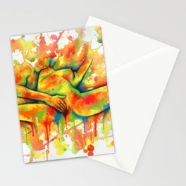 Colorful Climax Stationery Cards