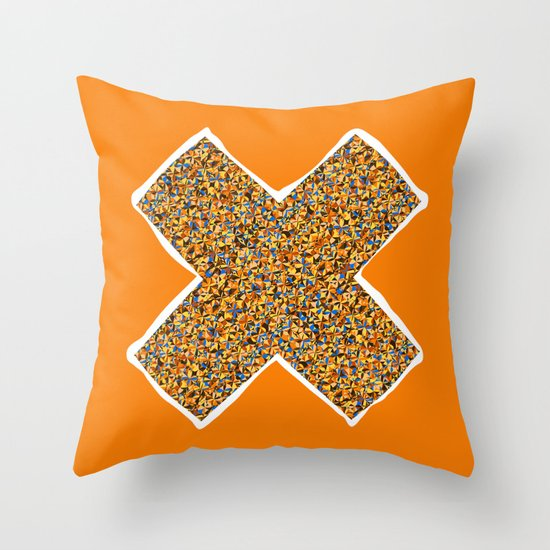 Xtravagance Throw Pillow