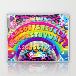 1997 Neon Rainbow Spirit Board Laptop & iPad Skin