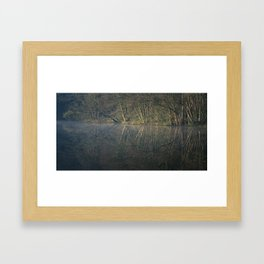 deep hayes reflections Framed Art Print