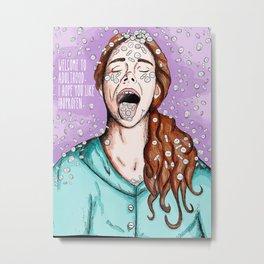 welcome to adulthood i hope you like ibuprofen Metal Print