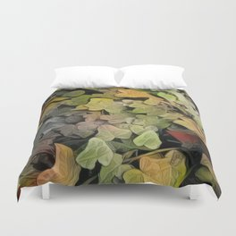 Inspired Layers Duvet Cover