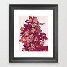 The Promised Land Framed Art Print