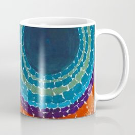 African American Masterpiece The Eclipse by Alma Thomas Coffee Mug
