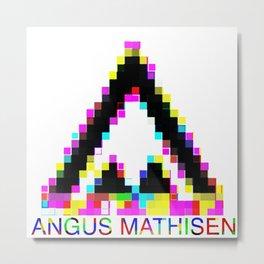 Mathisen Logo Metal Print
