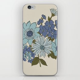 Dorchester Flower 1 iPhone Skin