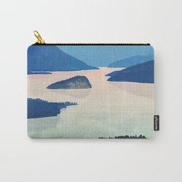 Shuswap Lake Provincial Park Carry-All Pouch