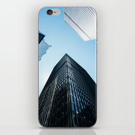 Sky High II iPhone Skin