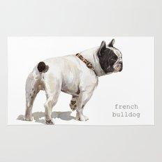 French Bulldog A050 Rug