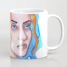 Clementine Kruczynski Watercolor Coffee Mug