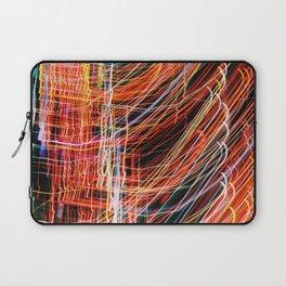 Blurred Light Laptop Sleeve