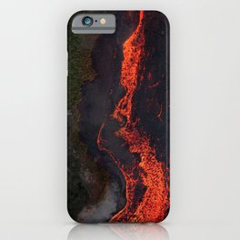 Plasma Wave iPhone Case