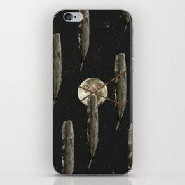 Spacewhales iPhone Skin