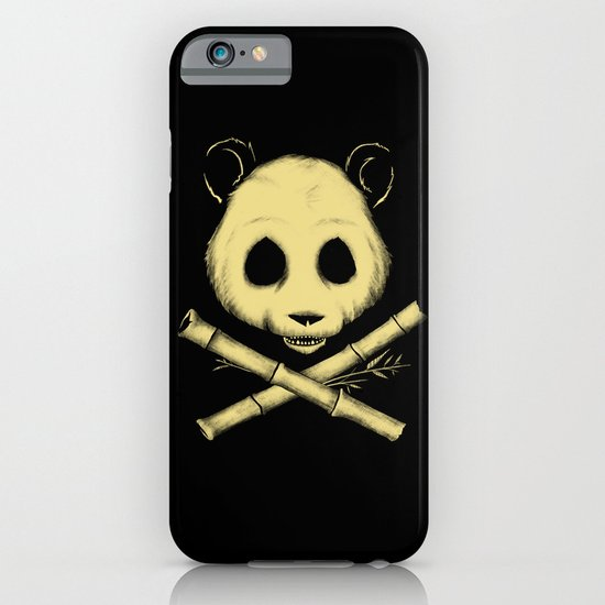 The Jolly Panda iPhone & iPod Case