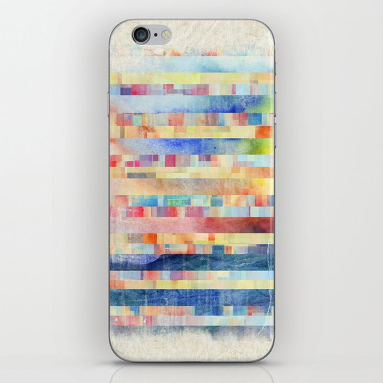 Amalgamate iPhone & iPod Skin