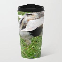 Billy Goat Horns Travel Mug