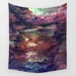 Space Algae Wall Tapestry