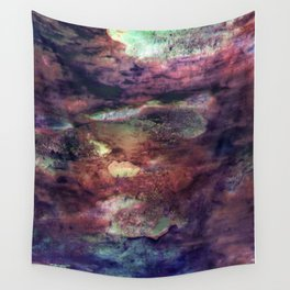 Space Algae Wall Tapestry