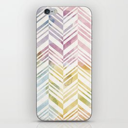 Watercolor II iPhone Skin