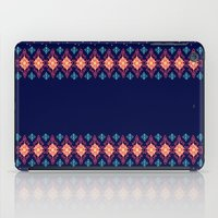 nordic iPad Cases featuring Nordic Star by RED ROAD STUDIO