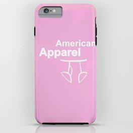 Apparel iPhone Case