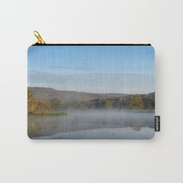 Sunrise Mirror Landscape Carry-All Pouch