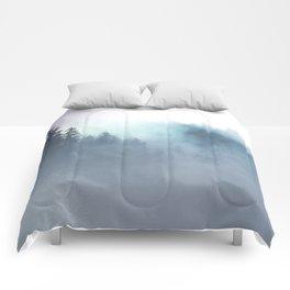 Faded Echos Comforters