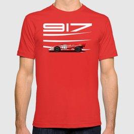 Porsche 917-023 1970 Le Mans Winner T-shirt